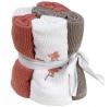 SKL HOME by Saturday Knight Coral Garden Wash Cloth Set