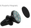 Studio Laguna Magnetic Phone Mount for Car Vents - Extra Strong Support - iPhone, Samsung, and More