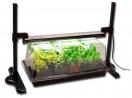 SunBlaster SL1600227 Mini Greenhouse Kit w/Stand, Black