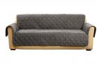 Sure Fit Home Décor Home Décor Microfiber Pet Universal Cushion Sofa One Piece Quilted Furniture T
