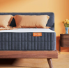 Sweetnight Queen Mattress-Queen Size Mattress, 10 Inch Gel Memory Foam Mattress for Back Pain Relief