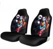 TAWOAO 2 PCS Nightmare Before Christmas Car Seat Covers Jack Skellington Car Front Seat Protectors C
