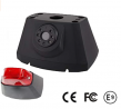 Third Roof Top Mount Brake Lamp Camera Brake Light HD Rear View Backup Parking Camera for Dodge Ram
