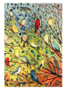 Toland Home Garden 119537 Tree Birds 12.5 x 18 Inch Decorative, Garden Flag (12.5