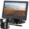 WEIKAILTD Backup Camera Monitor Kit,IP69 Waterproof Rearview Reversing Rear View Camera,7'' LCD