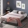 Zinus Joseph 6 Inch Metal Platforma Bed Frame / Mattress Foundation / Wood Slat Support / No Box Spr