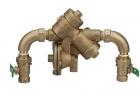 Zurn 34-975XL2SEU Backflow Preventer, Gold