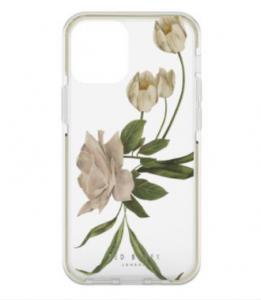 Ted Baker iPhone 12 Mini Elderflower Phone Case - Clear