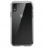 Speck Presidio Perfect iPhone XR Phone Case - Clear