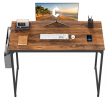 CubiCubi Study Computer Desk 40