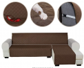 HDCAXKJ Sectional Couch Covers for Dogs Water Resistant L Shape Sofa Cover Pet Friendly Sectional Sl