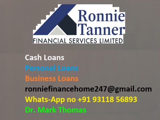 Loan Funds available now